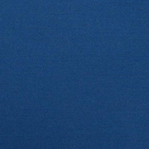 Toile pour transat standard bleue
