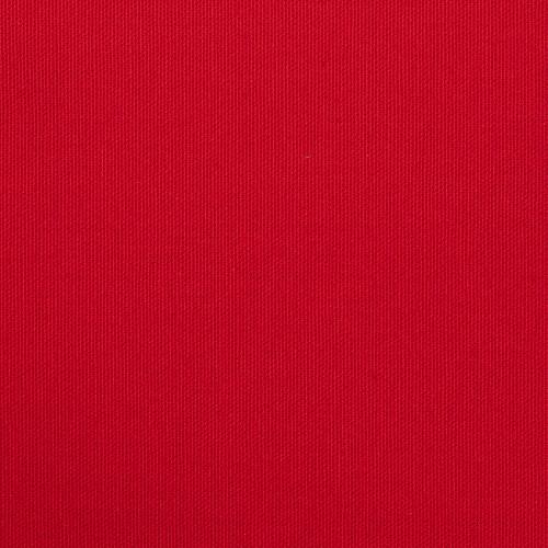 Toile de Transat en Coton Rouge