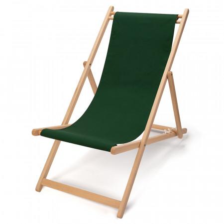 Toile Coton Vert Bronze pour Transat 2