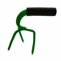 Griffe à main rotative 3 dents, facilite le Jardinage en bac à fleurs