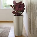 Pot Haut Déco de Jardin Sable h:61cm