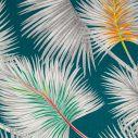 Transat Hêtre Saturé Forêt Verte, plumes et fleurs