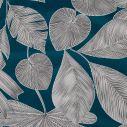 toile imprimée feuilles Panama