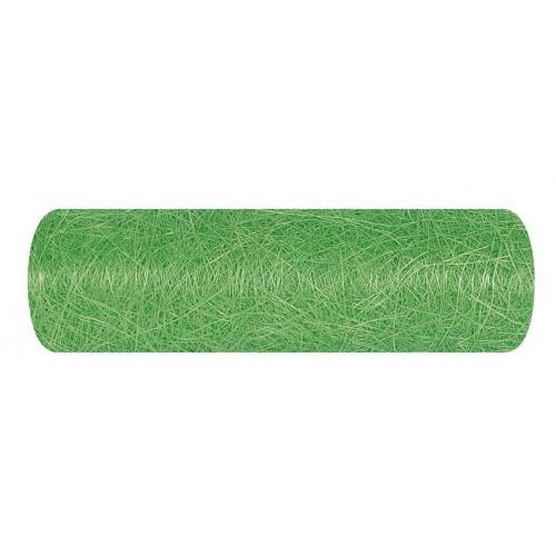 Chemin de table vert