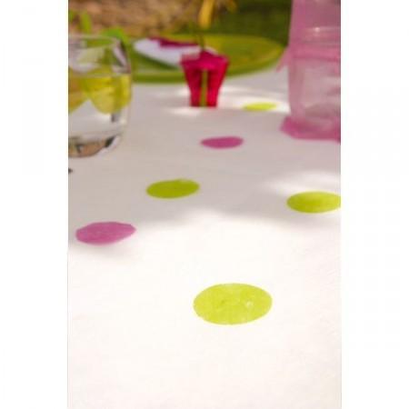 Confettis couleur rond