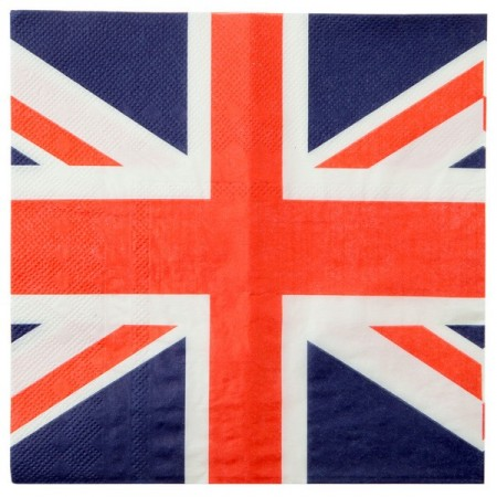 Serviette de table Angleterre
