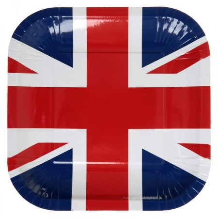 Assiette Angleterre