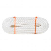 Corde polypropylène blanches 10 M ou 25 M