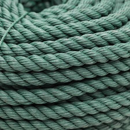 Corde verte polypropylène 50 m 12 mm