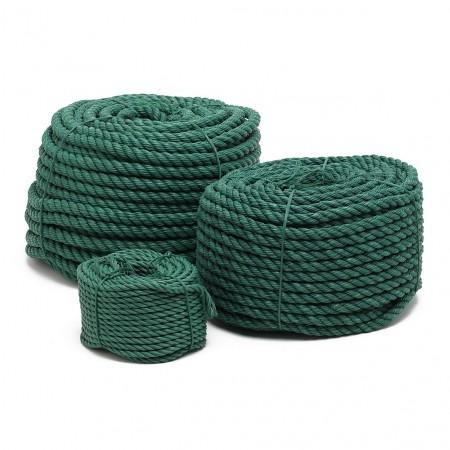 Corde verte polypropylène 60 m 15 mm