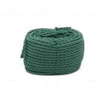 Corde verte polypropylène 25 m 7 mm