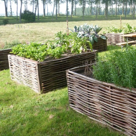 Carr potager 120 x2 packa - Jardin des filoches leucate ...