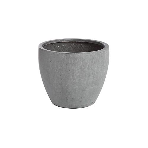 Pot Bend Design Gris Fiberstone