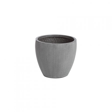 Pot Bend Design Gris Fiberstone