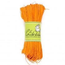 Raphia oarange abricot 50 g