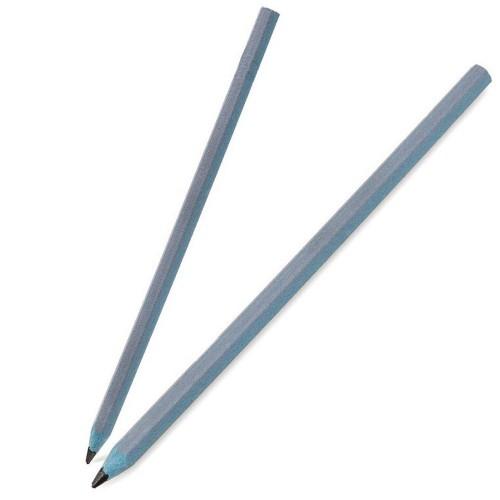 2 crayons de bois graphite pour étiquette bois - plante fleuriste