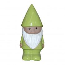 Lutin vert - Gnome Jardin Déco