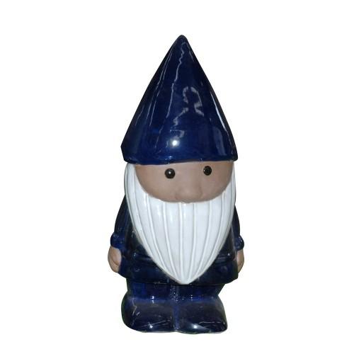Lutin Bleu - Gnome Deco Jardin