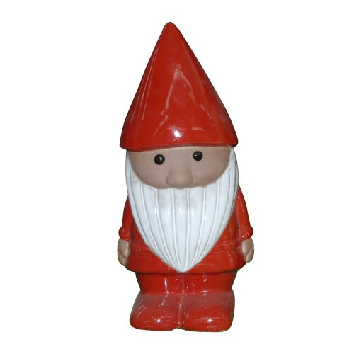Lutin Rouge - Gnome Deco Jardin