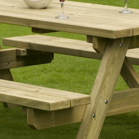 Table a Manger - Table de Jardin detail