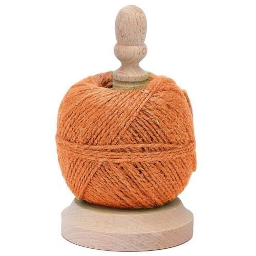 Ficelle Couleur Orange Abricot