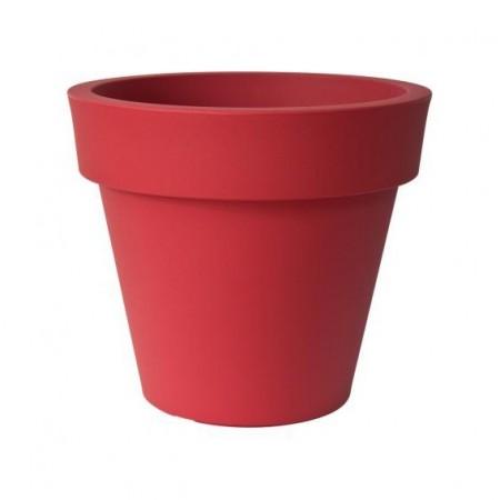 Pot de Fleur Geant 140cm rouge