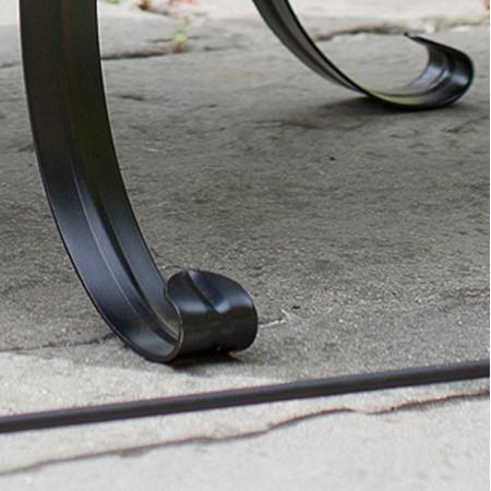 Brasero de Jardin Roman 750 - Détail pieds