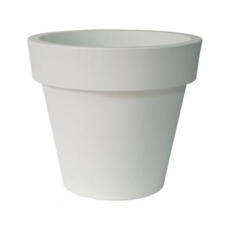 Pot de Fleur Geant 200cm Ikon - blanc