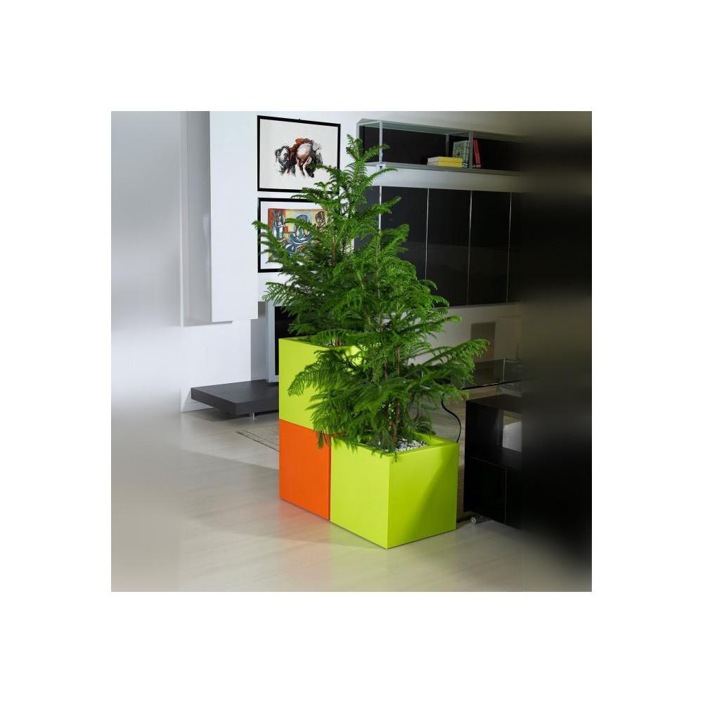 Bac A Fleur Exterieur jardiniere plastique - bac exterieur 50cm