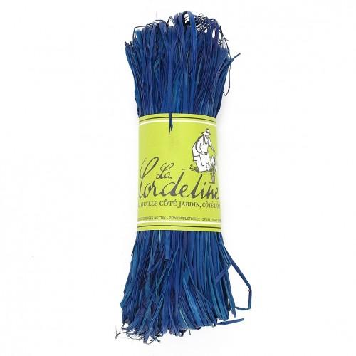 Raphia Bleu Marine 50g