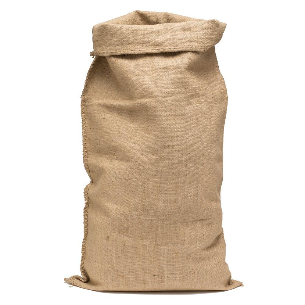 Sac À Patates Toile De Jute sac en toile de jute naturel 40kg, 55x100cm