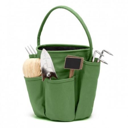 Sac Outils de Jardinage Vert