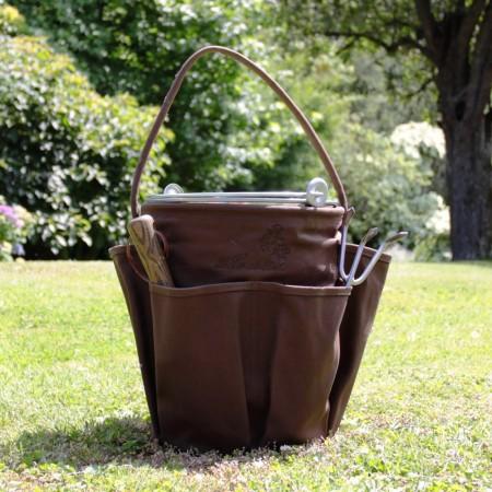 Sac de Jardinage, Outils de jardin Chocolat