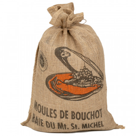 sac agricole personnalisé moules