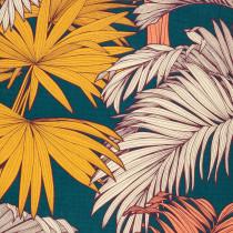 Toile pour Bain de Soleil, Coton motif B