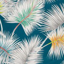 Toile Bain de Soleil motif C Forêt Blanche