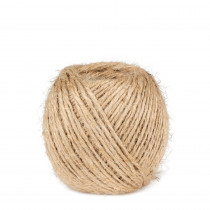 Ficelle jute 2 mm naturelle  75m