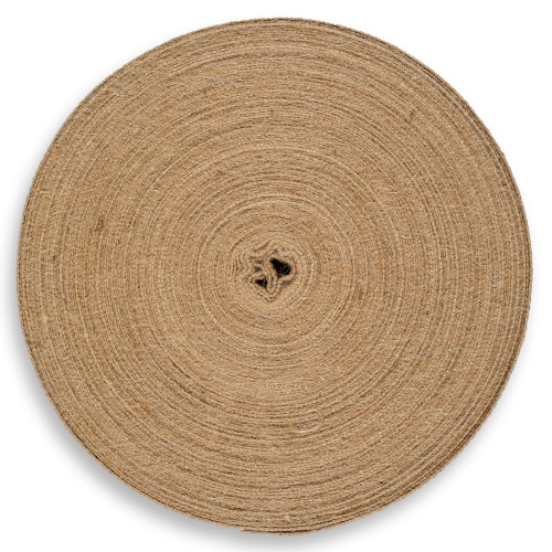 Sangle 50mm 50m Jute Naturel