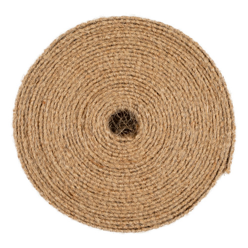 Sangle 5 cm 5 m Jute Naturel