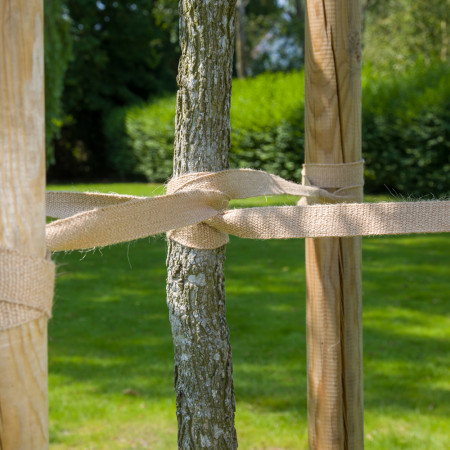 Sangle 5 cm 5 m Jute Naturel 1