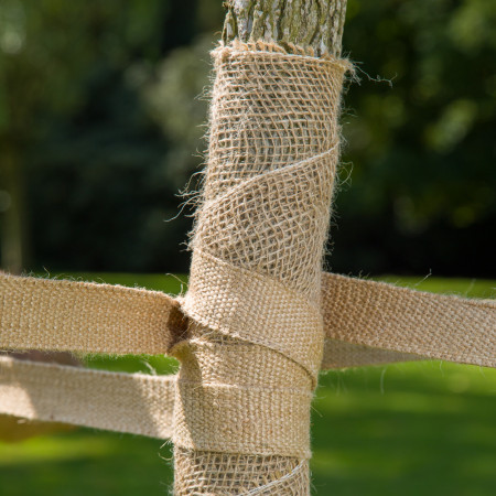 Sangle 5 cm 5 m Jute Naturel 2