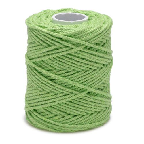 Ficelle fil de Coton Vert