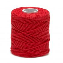 Ficelle rouge fil de coton