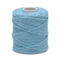 Ficelle fil de Coton Bleu