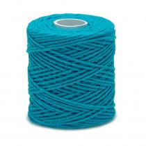 Ficelle fil de Coton Bleu Turquoise