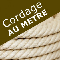 Corde chanvre au metre 12mm