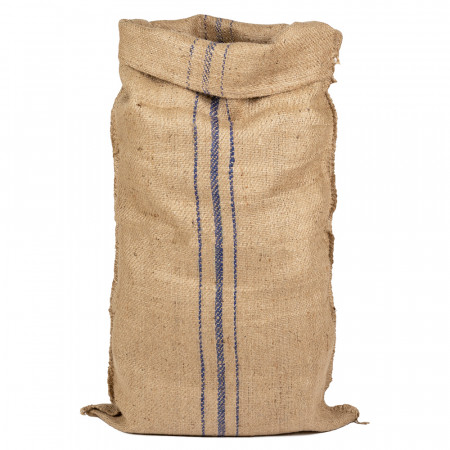 Sac toile de jute grand format 100 l solide