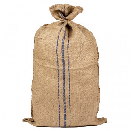 Sac toile de jute grand format 100 l solide 2