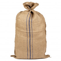Grand sac jardin en jute , lot de 3