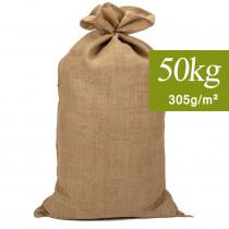Sac pomme de terre en Toile de Jute 50 kg